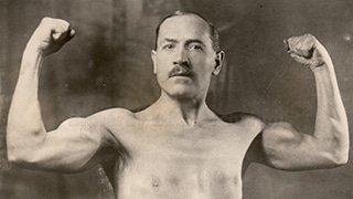 Béla Bicsérdy Hungarian Vegan King
