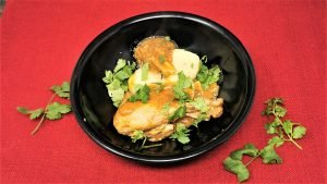 Chipotle Cranberry Chicken Main