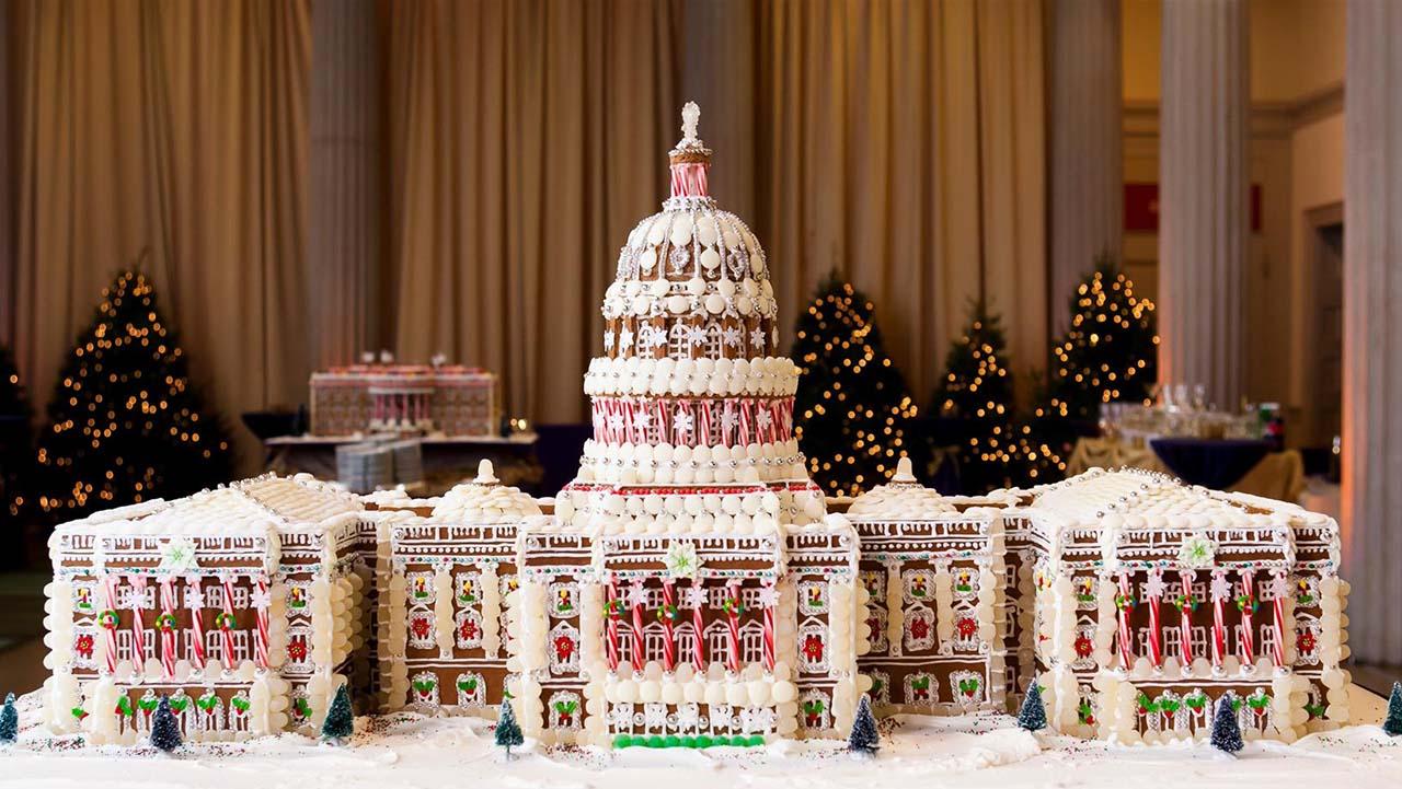 Gingerbread Capitol