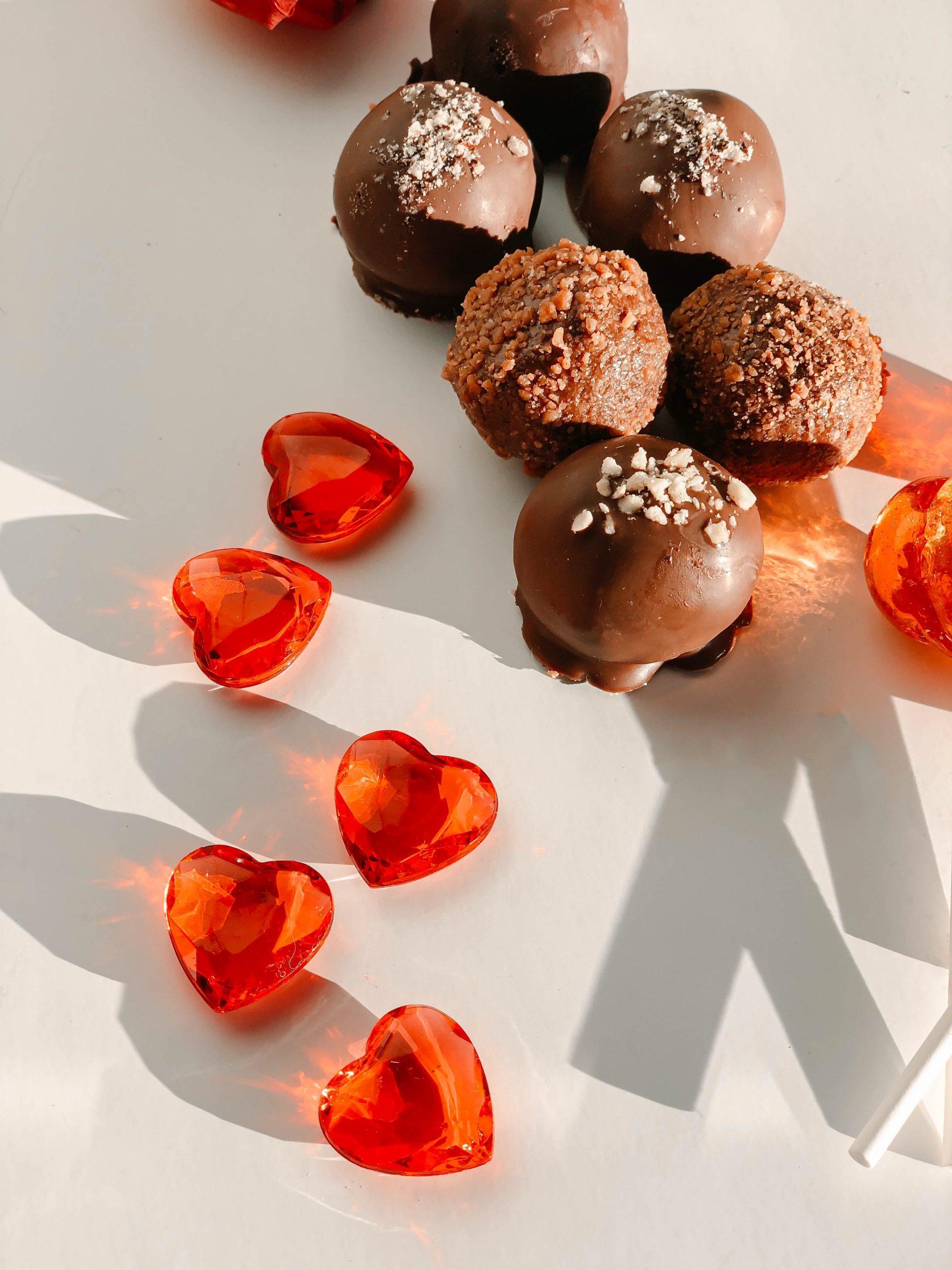 Raspberry Chocolate Truffle by Diet Desires