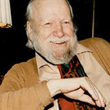 William Golding, author of Lord of the Flies